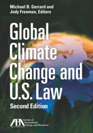 Global Climate Change and U.S. Law, Second Edition
